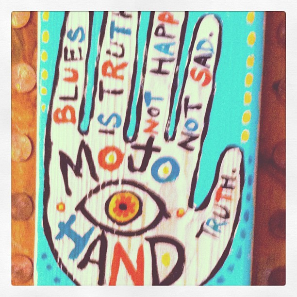 The Mojo Hand Is Watching You!
