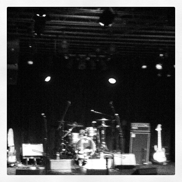 Waiting On The Band