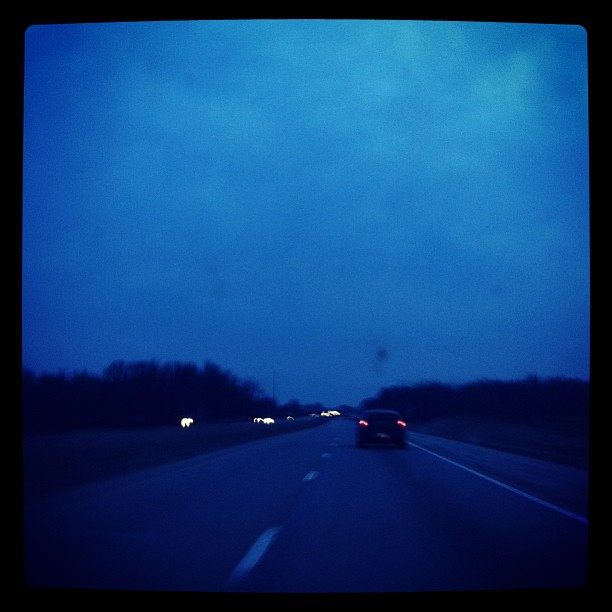 Road Weary...