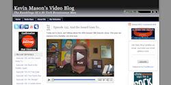 My Video Blog
