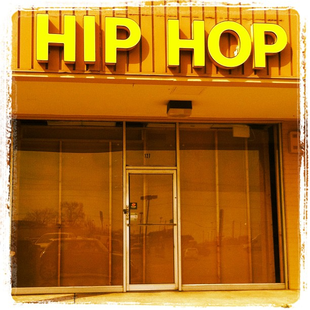 No More Hip Hop!